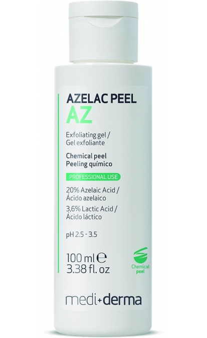 AZELAC EXFOLIATING GEL, 100 ml