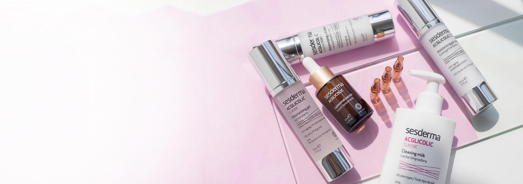 -15% Glikolio rūgštis - visų odos tipų grožio paslaptis