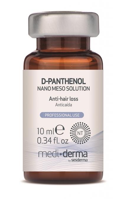 D-PANTHENOL MEZOTERAPIJAI, 5x10ml