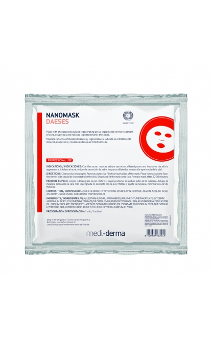 DAESES NANOKAUKĖ SU DMAE, 1 VNT
