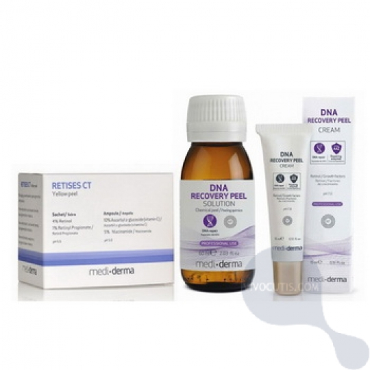 DNA RECOVERY PEEL MEDICO PACK