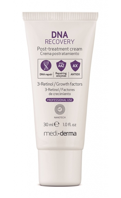 DNA RECOVERY POST-TREATMENT CREAM, 30ml