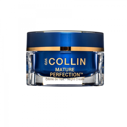 G.M. COLLIN MATURE PERFECTION™ NAKTINIS KREMAS, 50 ml