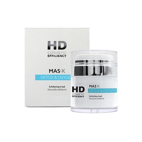 HD MAS·K DETOX&OXYGEN KAUKĖ, 50 ML