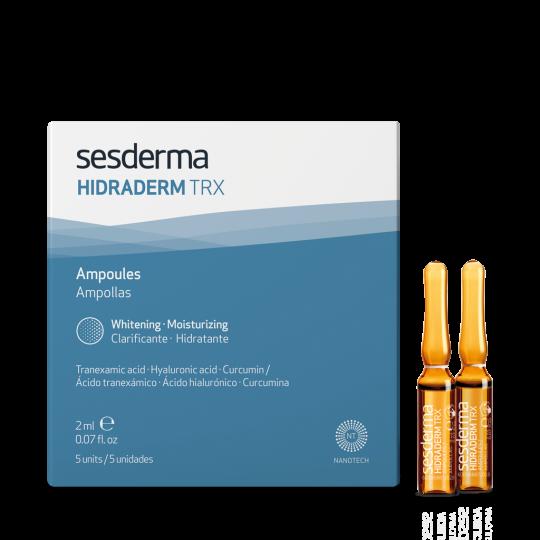 SESDERMA HIDRADERM TRX AMPULĖS, 5x2 ml