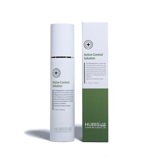 HUBISLAB ACTIVE CONTROL TIRPALAS, 120 ML