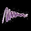 INIKA SERTIFIKUOTAS ORGANIŠKAS AKIŲ PIEŠTUKAS, Purple Minx