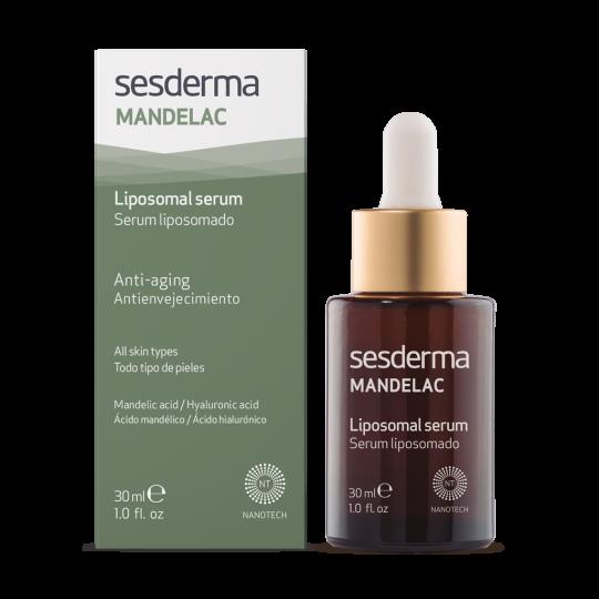 MANDELAC LIPOSOMINIS SERUMAS, 30 ml