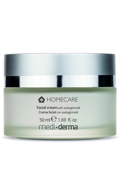 MEDIDERMA HOMECARE  ANTI-READNESS FACIAL CREAM, 50ML