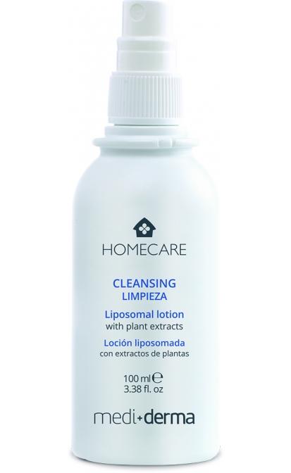 MEDIDERMA HOMECARE LIPOSOMAL CLEANSING LOTION,100ML