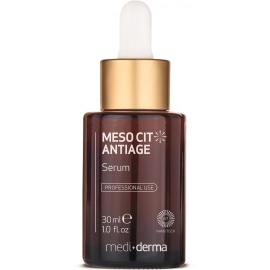 MESO CIT ANTIAGE SERUMAS, 30 ml