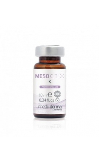 MESO CIT K B3 GROWTH FACTOR  SERUMAS, 10 ml