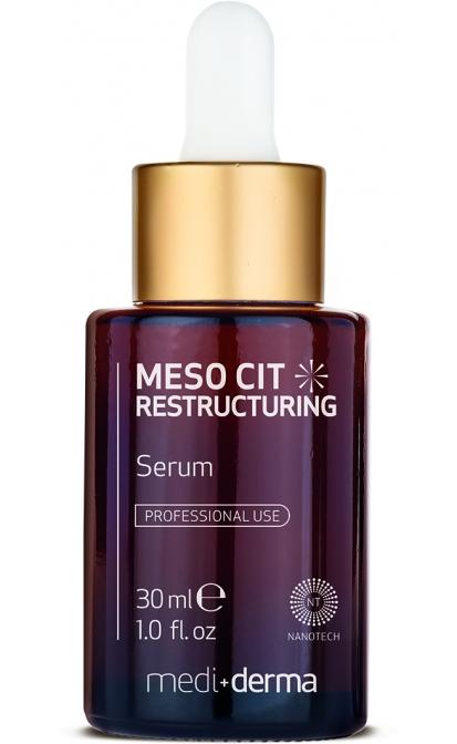 MESO CIT RESTRUCTURING SERUMAS, 30 ml