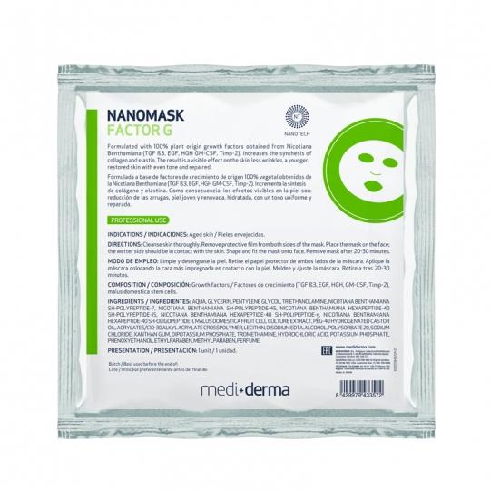 NANOMASK FACTOR G, 1 VNT