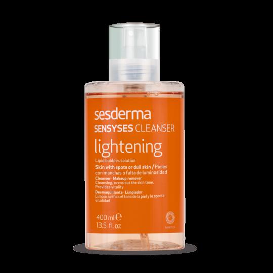 SESDERMA SENSYSES LIGHTENING LIPOSOMINIS VALIKLIS, 400 ml