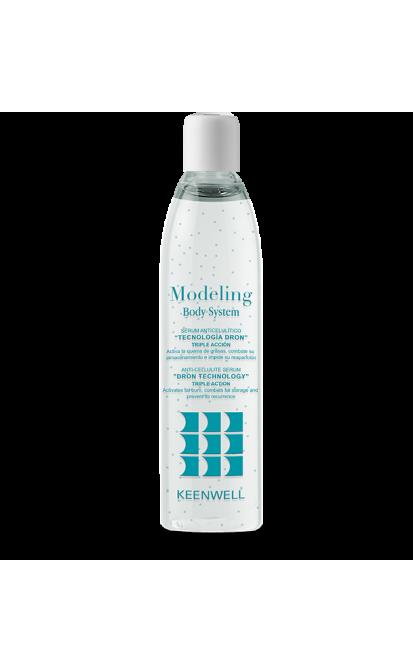 KEENWELL MODELING BODY SYSTEM ANTICELIULITINIS SERUMAS,  250 ml
