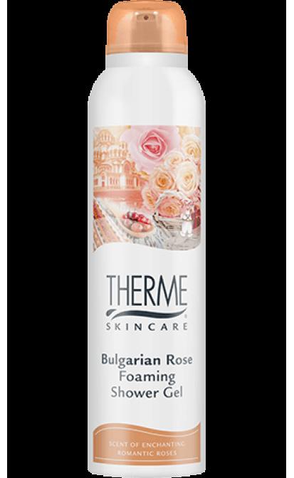THERME BULGARIAN ROSE DUŠO PUTOS, 200 ml
