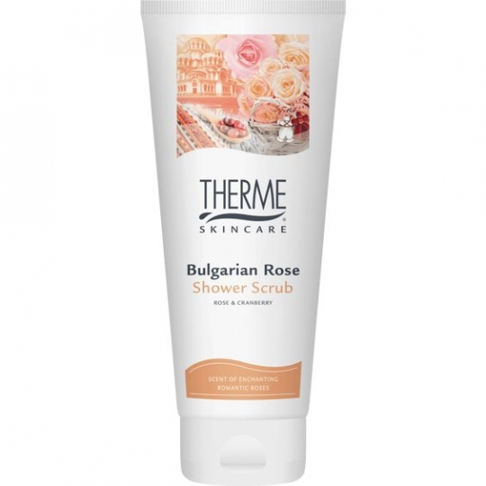 THERME BULGARIAN ROSE DUŠO ŠVEITIKLIS, 200 ml