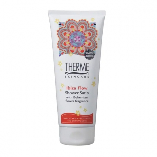 THERME IBIZA FLOW KŪNO PRAUSIKLIS, 200 ML