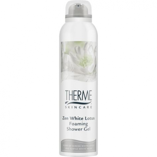 THERME ZEN WHITE LOTUS DUŠO PUTOS, 200 ml
