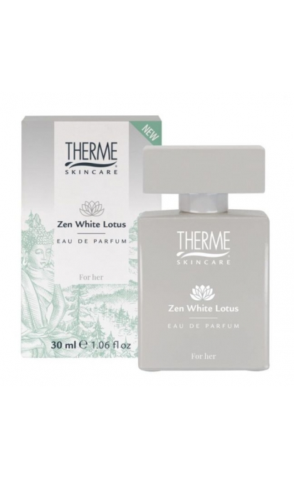 THERME ZEN WHITE LOTUS EAU DE PARFUM KVEPALAI, 30 ml