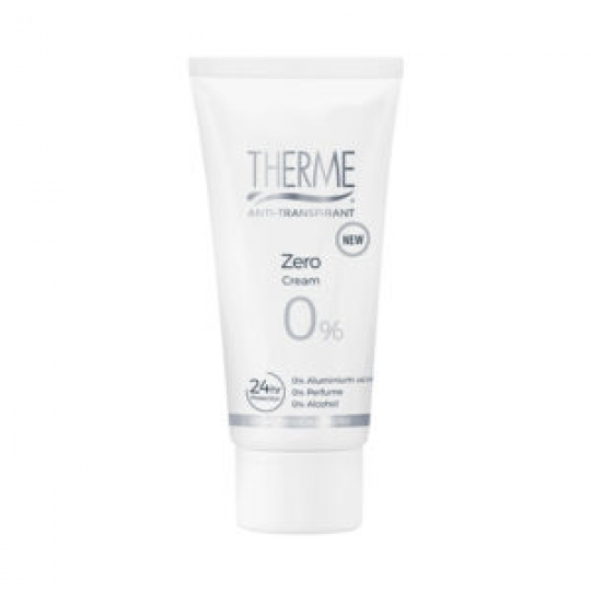 THERME ZERO KREMINIS ANTITRANSPIRANTAS, 60 ML
