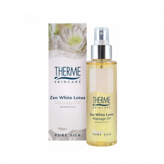 THERME ZEN WHITE LOTUS MASAŽO ALIEJUS , 125 ml