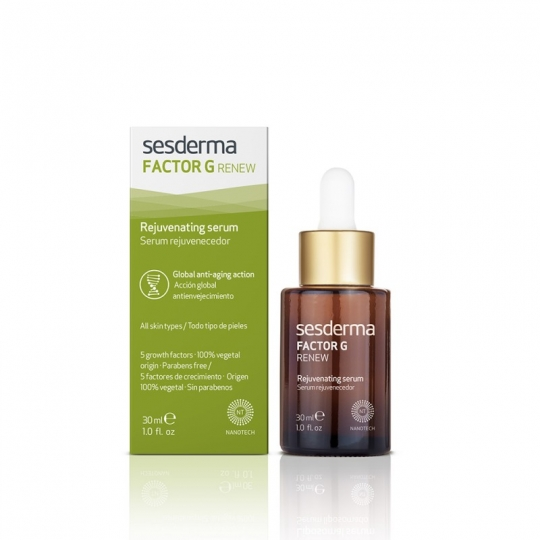 FACTOR G REGENERUOJAMASIS SERUMAS, 30 ml
