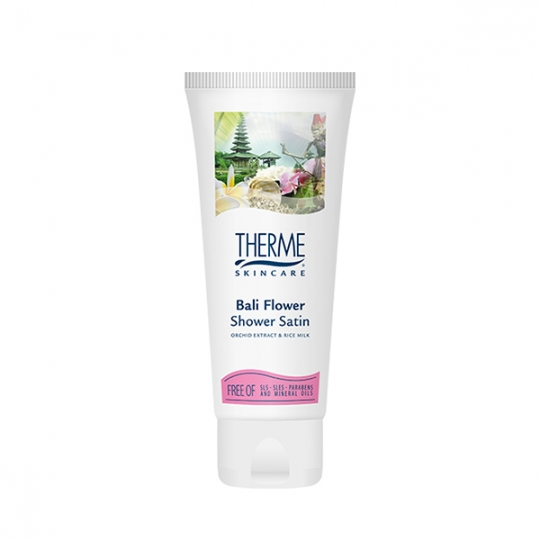 THERME BALI FLOWER KŪNO PRAUSIKLIS, 200 ml