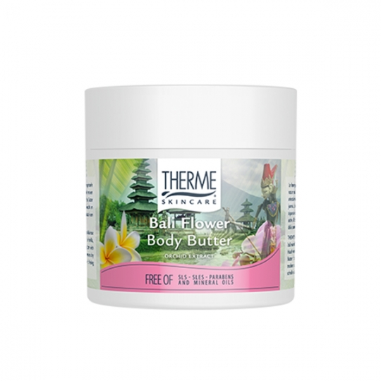 THERME BALI FLOWER KŪNO SVIESTAS, 250 ml