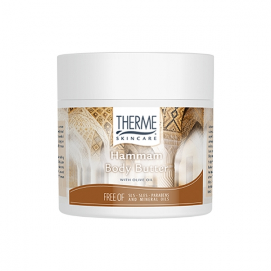 THERME HAMMAM KŪNO SVIESTAS, 200 ml