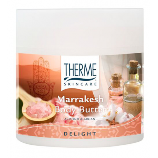 THERME MARRAKESH KŪNO SVIESTAS, 250 g