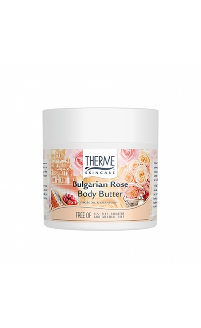 THERME BULGARIAN ROSE KŪNO SVIESTAS, 250 g