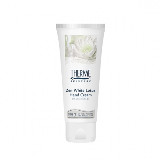 THERME ZEN WHITE LOTUS RANKŲ KREMAS, 75 ml