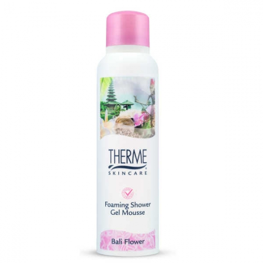 THERME BALI FLOWER DUŠO PUTOS, 200 ml