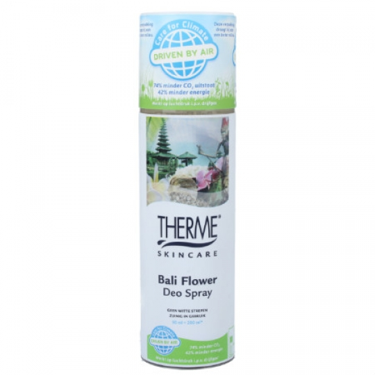 THERME BALI FLOWER PURŠKIAMAS DEZODORANTAS, 50ml