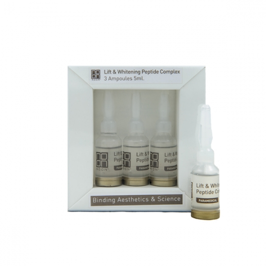 NOON LIFT & WHITENING PEPTIDE COMPLEX, 3x5ml