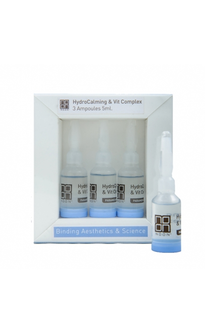 NOON HYDROCALMING & VIT COMPLEX, 3x5 ml