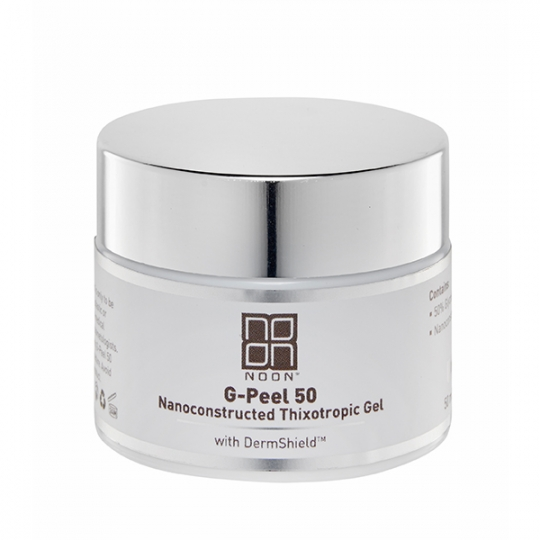 NOON G-PEEL 50 NANOCONSTRUCTED THIXOTROPIC GEL, 50 gr