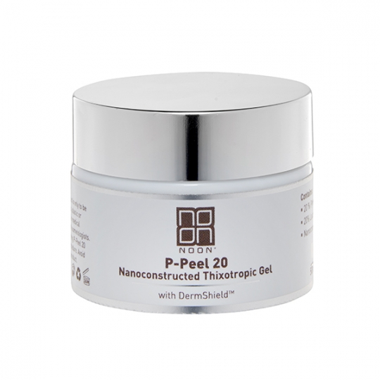 NOON P-PEEL 20 NANOCONSTRUCTED THIXOTROPIC GEL, 50 gr