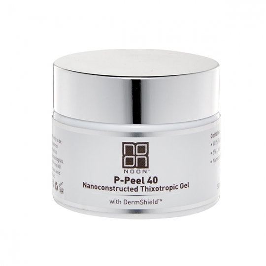 NOON P-PEEL 40 NANOCONSTRUCTED THIXOTROPIC GEL, 50 gr