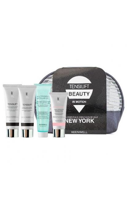 TENSILIFT STANGRINAMŲJŲ PRIEMONIŲ RINKINYS NEW YORK, 30+30+30+15ml