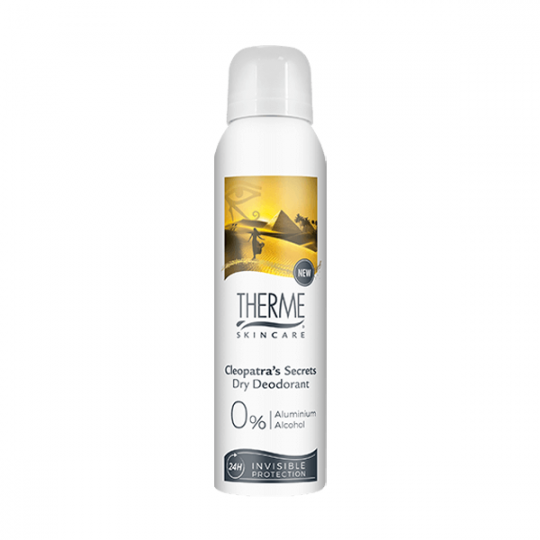 THERME CLEOPATRA'S SECRET SAUSAS DEZODORANTAS, 150 ml