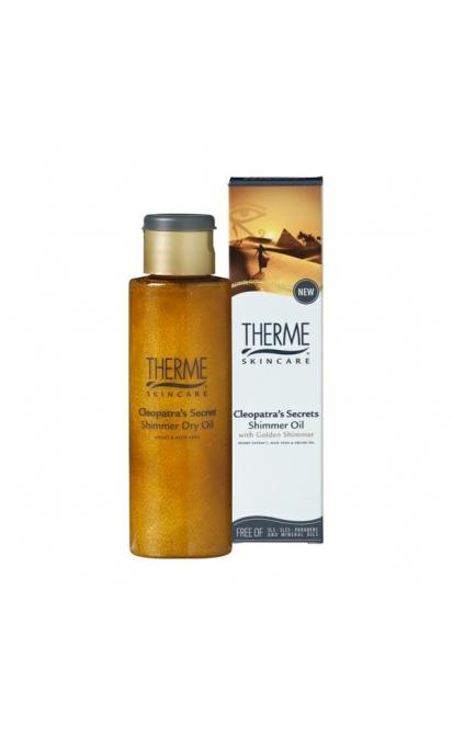 THERME CLEOPATRA'S SECRET SPINDESIO SUTEIKIANTIS ALIEJUS, 100 ml